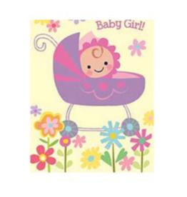 Peaceable Kingdom Enclosure Baby Girl