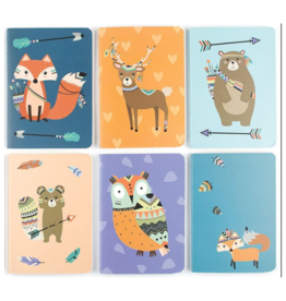 ooly Mini Forest Notebook