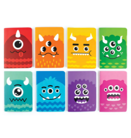 ooly Mini Monster Notebook