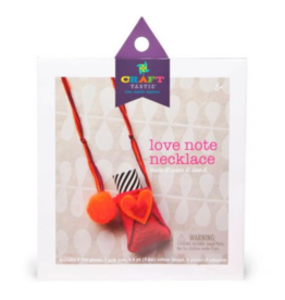 Ann Williams Love Note Necklace