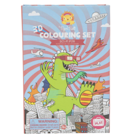 Schylling 3D Coloring Dino