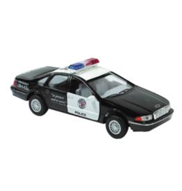 Schylling Diecast Police Car
