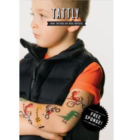Tattly Tattly Go Go Animals Set