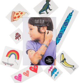 Tattly Tattly Kids Mix Three