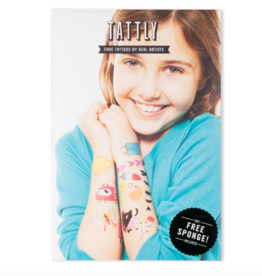Tattly Tattly Kids Mix Two