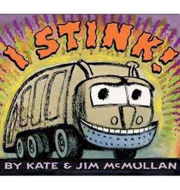 Harper Collins I Stink! Board Book