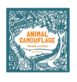 Chronicle Animal Camouflage: Search and Find