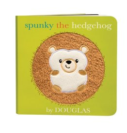 Douglas Company Spunky the Hedgehog Board Book