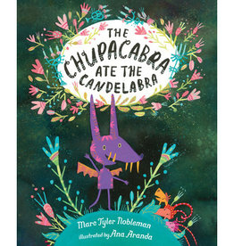 Penguin Chupacabra Ate the Candelabra