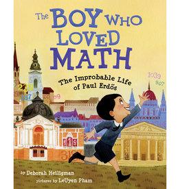 Macmillan The Boy Who Loved Math