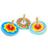 House of Marbles Wood Spinning Top