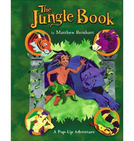 Simon & Schuster The Jungle Book Pop-up