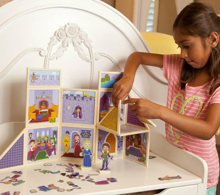 Build and Imagine Creativity Castle