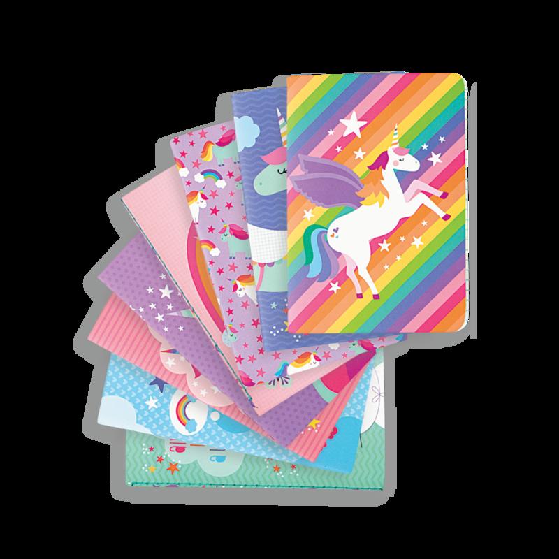 ooly Ooly - Mini Notebook Unicorn