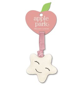 Apple Park Star Stroller Toy
