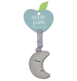 Apple Park Moon Pattern Stroller Toy