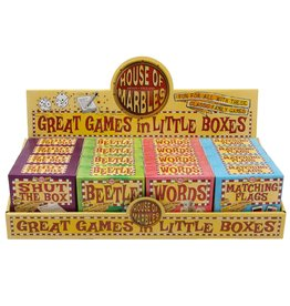 House of Marbles House of Marbles Great Games in Little Boxes