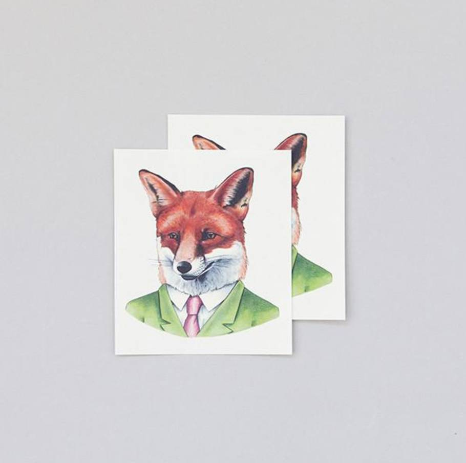 Tattly Red Fox