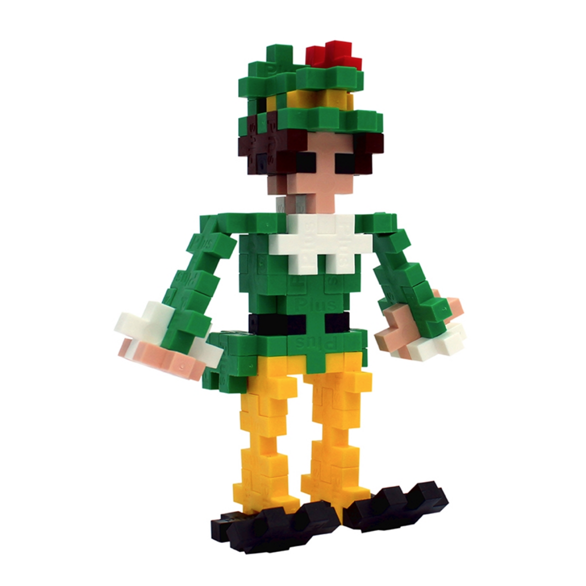 Plus-Plus Tube Elf