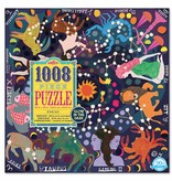 1008 Piece Puzzle- Glowing Constellations
