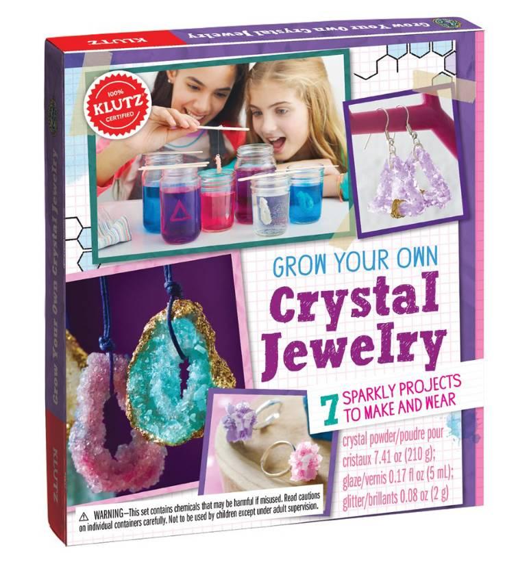 Crystal Jewelry Kit