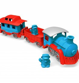 Green Toys Blue Train