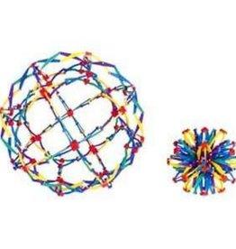 Tedco Mini Hoberman Sphere- Rainbow