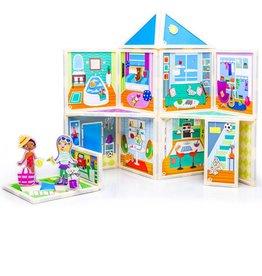Build and Imagine Malia's Beach House