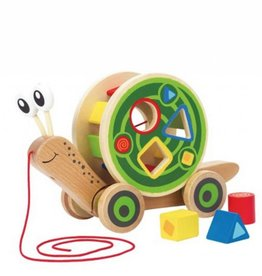 Hape Walk-a-Long Snail