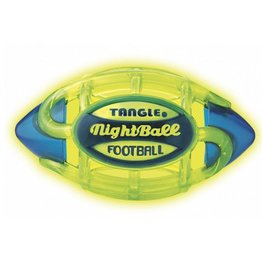 Tangle NightBall Football - Small