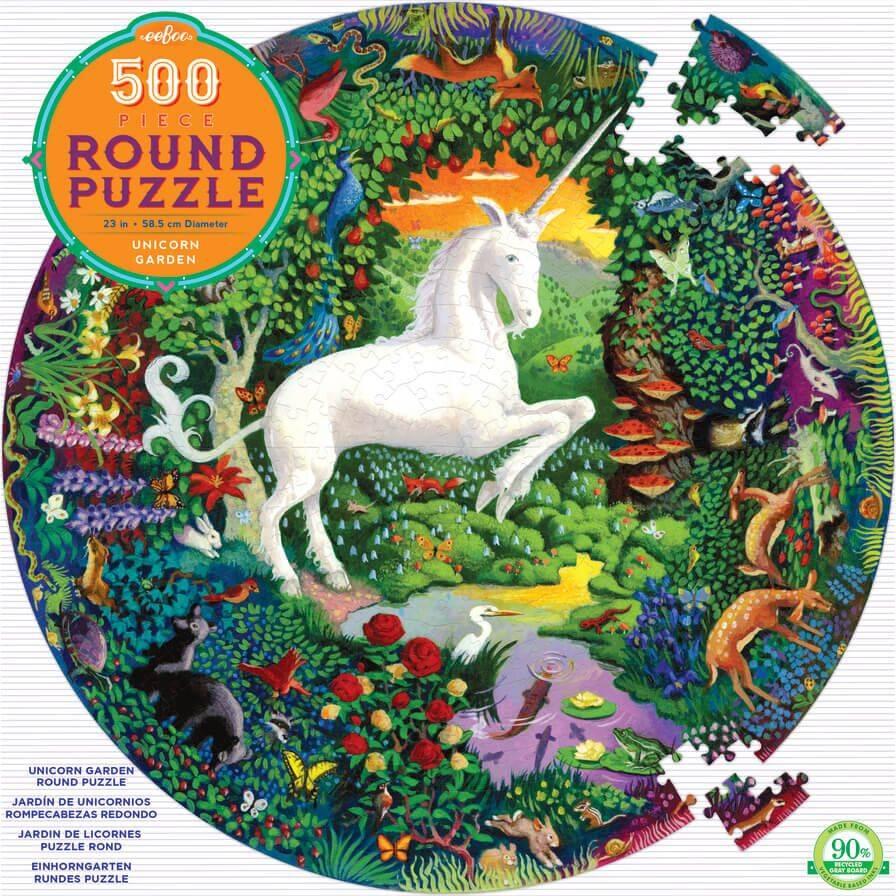 500 pc Unicorn Puzzle