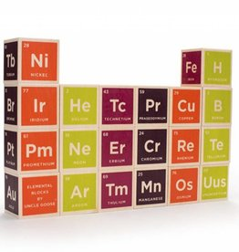 Periodic Table Block Set