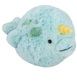 Squishable Narwhal- Mini