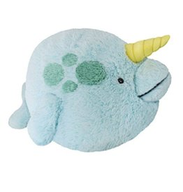 Squishable Squishable Narwhal- Large