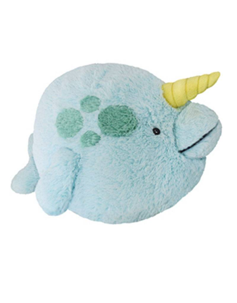 Squishable Narwhal- Large
