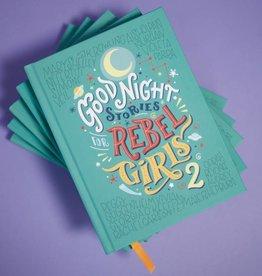 Simon & Schuster Good Night Stories for Rebel Girls: Volume 2