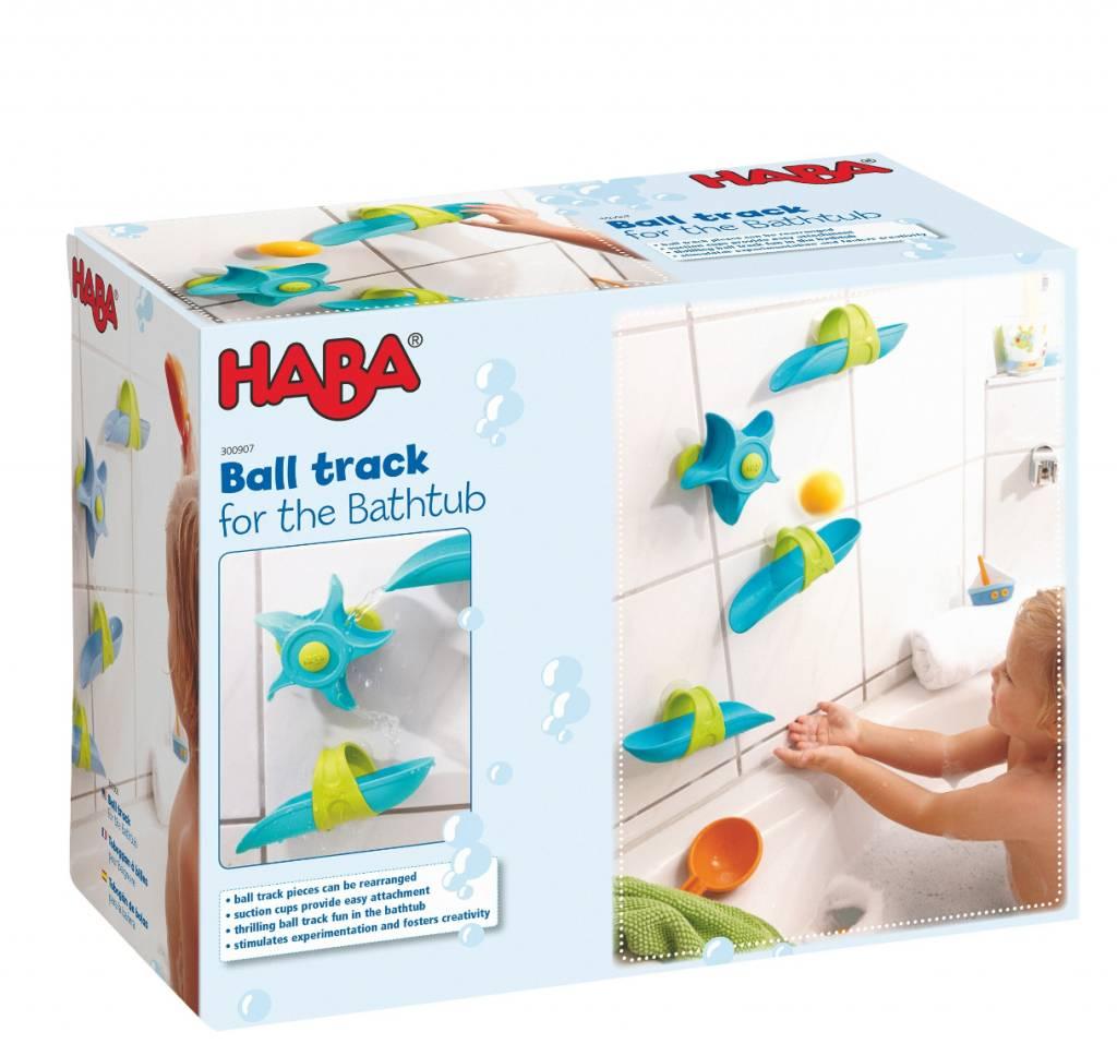 Bathtub Ball Track Set