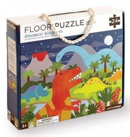 Petit Collage 24-Piece Floor Puzzle- Dinosaur