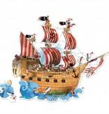 Pirate Ship 39-pc Puzzle
