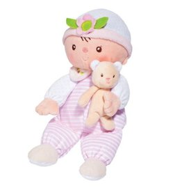 Claire Doll with Teddy Bear