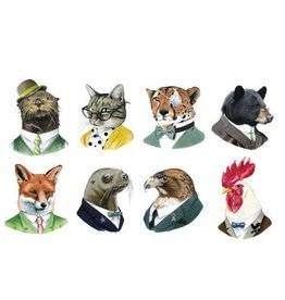 Tattly Tattly Animal Society Set
