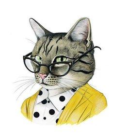 Tattly Tabby Cat