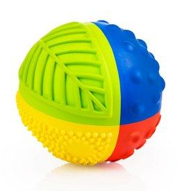 """Caaocho Rainbow Sensory Ball 3"""""""