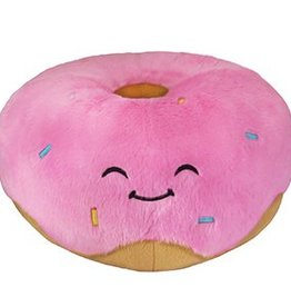 Squishable Pink Donut - Large