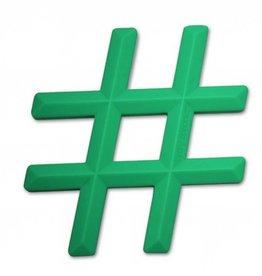 Hashtag Teether