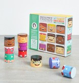 MyFamilyBuilders Friends Edition 16 Pc