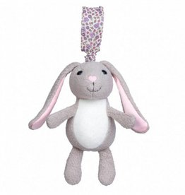 Organic Stroller Toy- Bunny