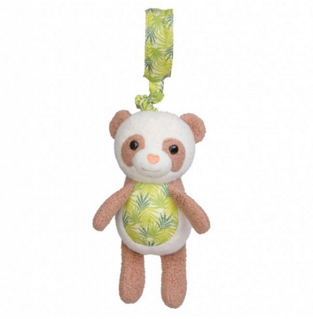 Organic Stroller Toy- Panda