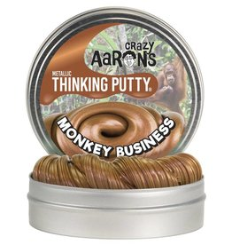 Crazy Aarons Putty World Crazy Aaron Monkey Business
