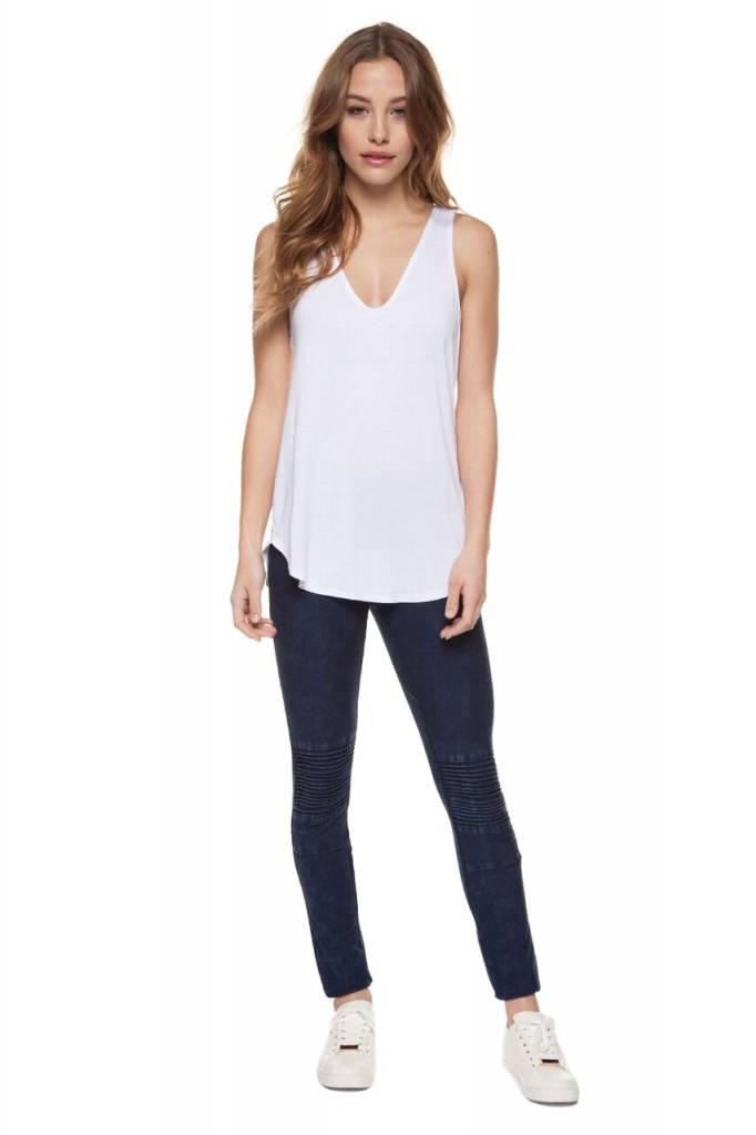 DEX CLOTHING V-NECK TANK 1224717